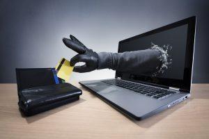 okradziono rachunek bankowy